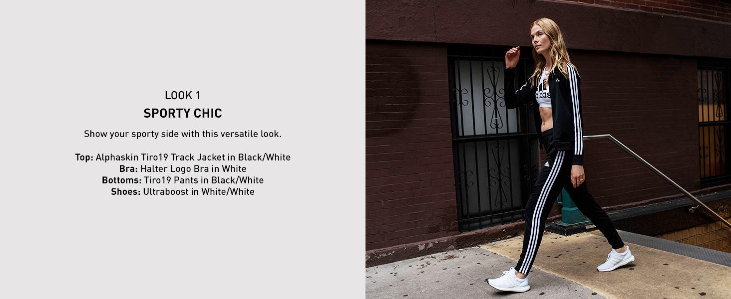 57630f6a53 Amazon.com  adidas Women s Tiro19 Training Pants  Clothing