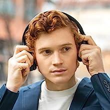 Headphones that react to you