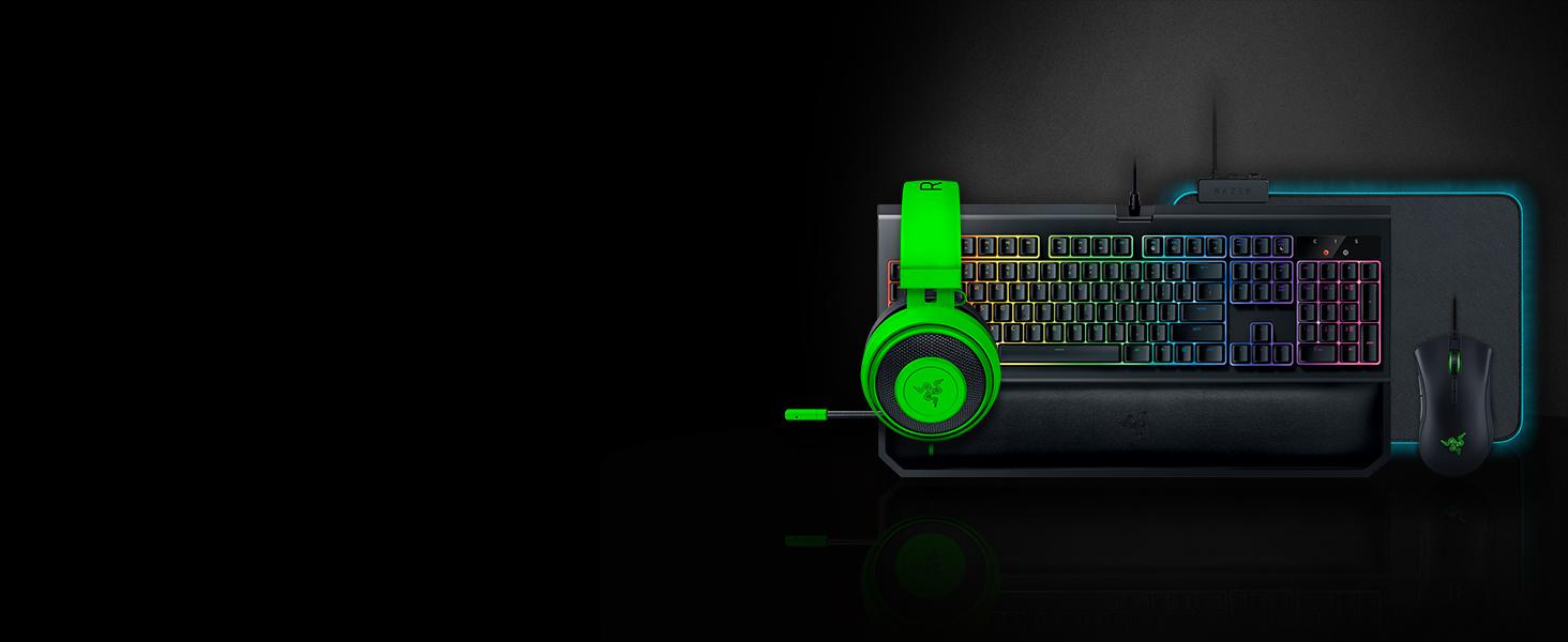 Razer BlackWidow Chroma V2, Clavier Gaming Mécanique