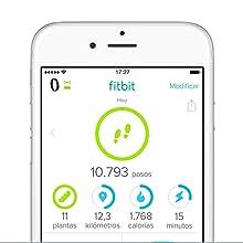 Analiza tu actividad física durante todo el día