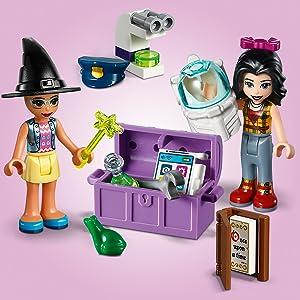 lego friends cuore  LEGO Friends - Pack dell'amicizia Scatola del cuore, 41359: Amazon ...