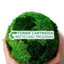 toner recycling, toner recycle, cartridge return program, toner return, canon toner return, canon 46