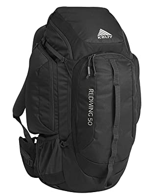 Kelty redwing 50 50l backpack backpacking hiking trail outdoors travel everyday carry red wing pack