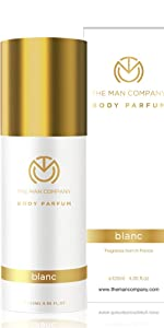 Blanc Deo, body perfume