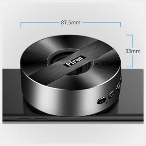 PTron Musicbot BT Mini Portable Wireless Bluetooth Speaker