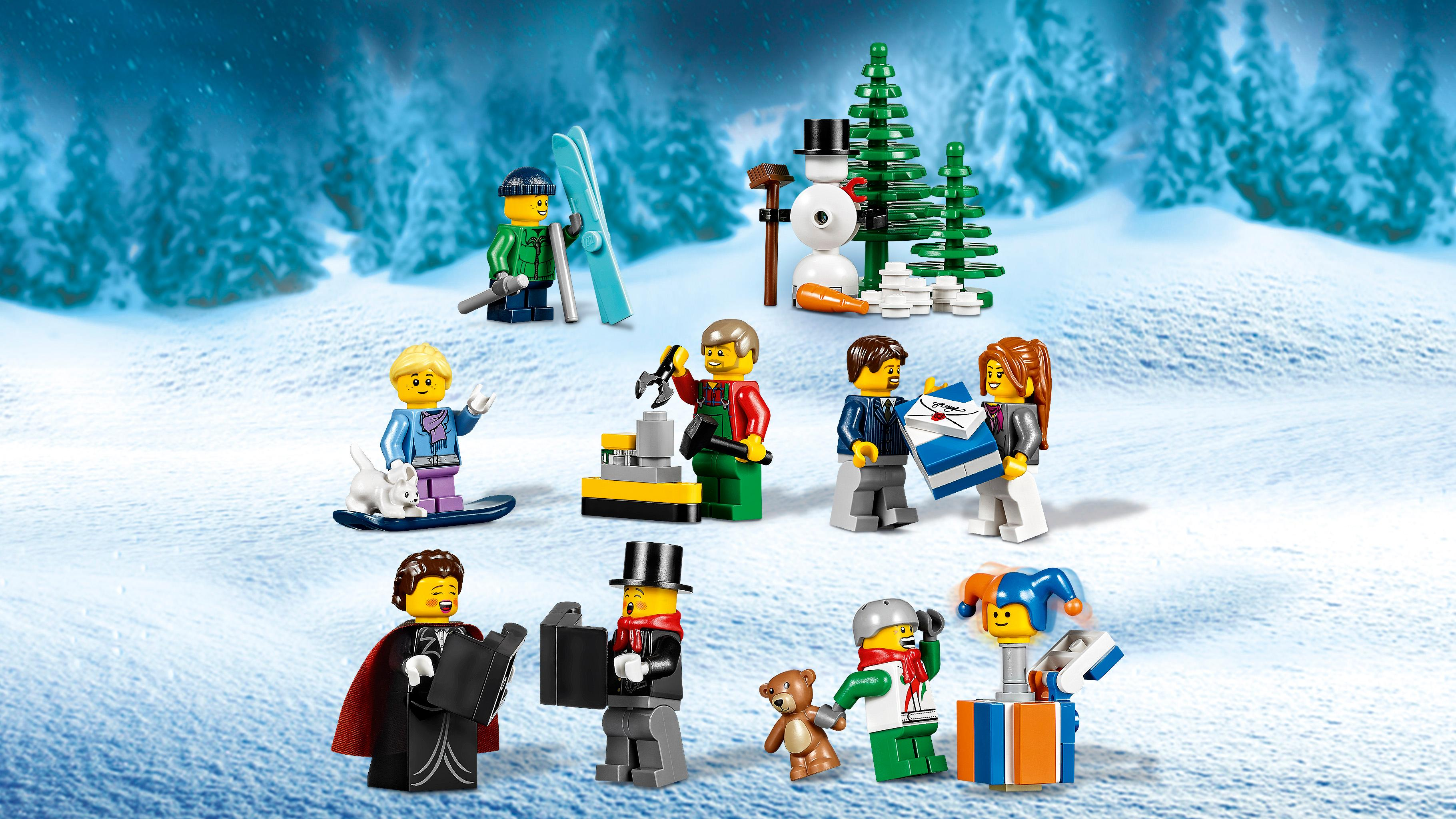 Toys For Winter : Amazon lego creator expert winter toy shop toys games
