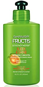 Amazon.com : Garnier Fructis Sleek & Shine Intensely
