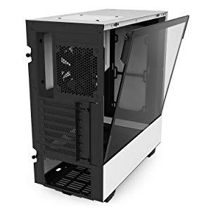 NZXT H500i - Caja PC Gaming compacta de tamaño mediano ATX ...