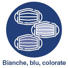mascherine bianche, mascherine THD, mascherine made in Italy, mascherine italiane, mascherine