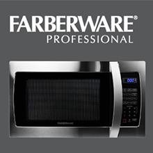 Amazon Com Farberware Professional Fmo13ahtbkf 1 3 Cubic