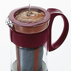 水出しコーヒー アイスコーヒー コールドブリュー