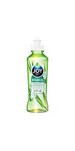 ジョイ ボタニカル 食器用洗剤 レモングラス&ゼラニウム 本体 190mL