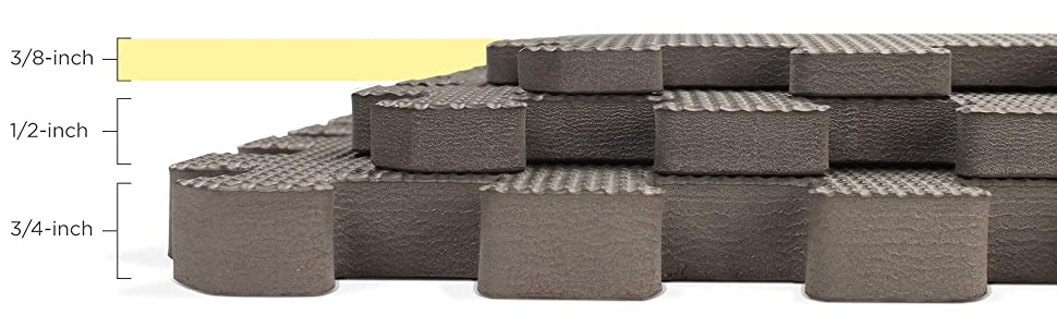 We Sell Mats 48 Sq Ft Charcoal Gray 2 39 X 2