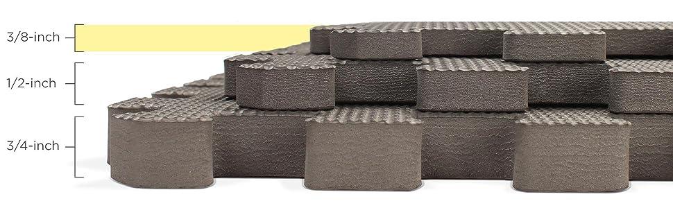 Amazon Com We Sell Mats 48 Square Feet 12 Tiles