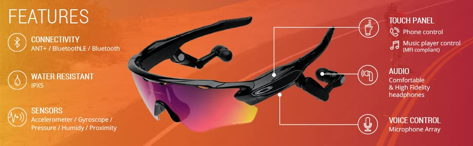 43cd068e809 Amazon.com  Oakley Adult Radar Pace Sunglasses