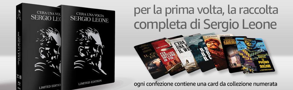 Cofanetto Sergio Leone