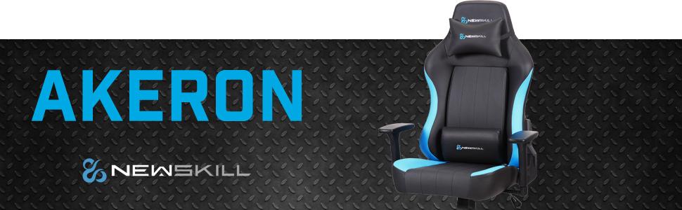 Newskill Akeron - Silla gaming profesional con marco de acero ...