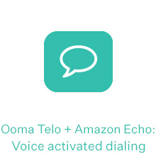 Ooma Telo Free Home Phone Service  Works with Amazon Echo and Smart Devices