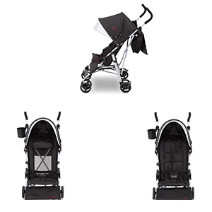 stroller baby features sun visor european canopy harness safety comfort protection