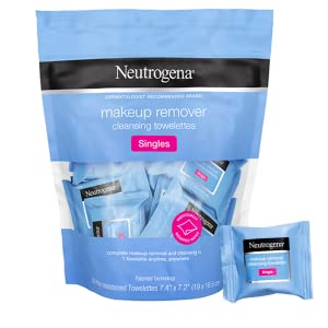 Single Neutrogena Makeup Remover Cleansing Face Wipes
