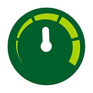 時間と温度は手動で調節可能