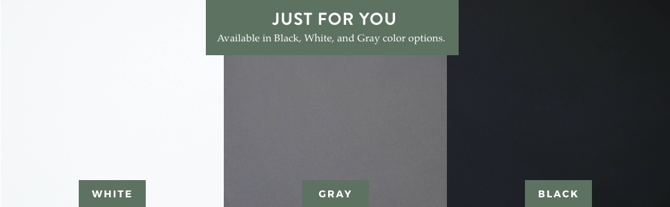 black white gray color options black dressers white dressers gray dressers
