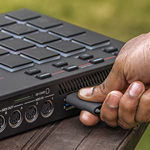 Ultra - Portable Fully Standalone MPC With 7 - Inch Multi - Touch Display