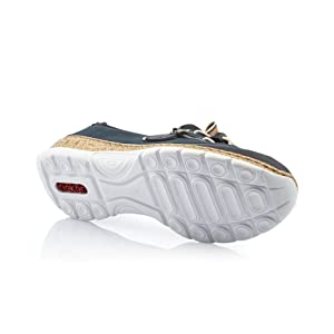 ce940f3b3d0bc1 Rieker Damen N4263 Sneaker  Rieker  Amazon.de  Schuhe   Handtaschen