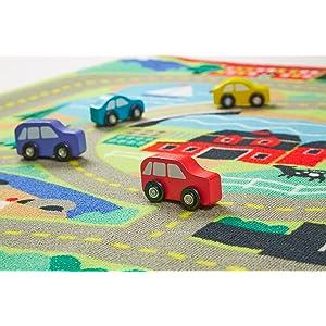 carpet;area;pretend;story;village;preschool;room;decorations