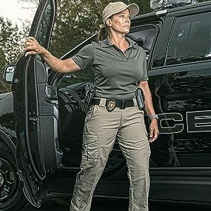 Women wearing Tru-Spec pants