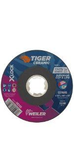 Tiger Ceramic Cutting Wheel for Bosch Grinders