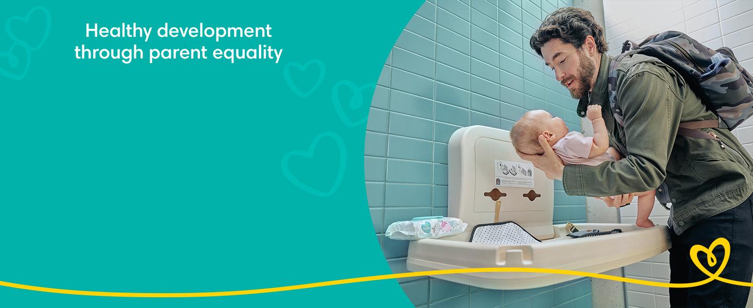 Healthy development through parent equality
