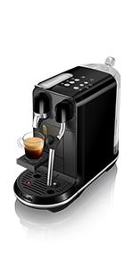Amazon.com: Breville Nespresso Creatista - Cafetera de ...