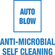 ANTI-MICROBIAL SELF CLEANING