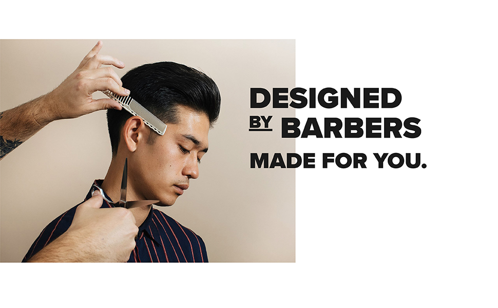 designed by barbers