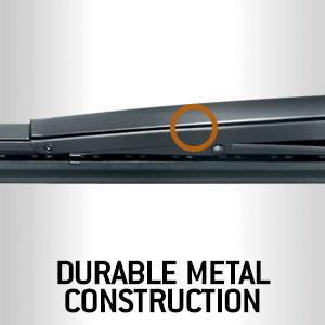 Durable metal construction