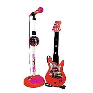 LadyBug - Zag - Micrófono y guitarra (Claudio Reig 2675)