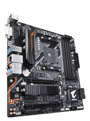 B450, AMD, Ryzen, Motherboard