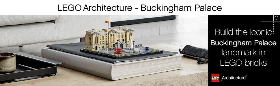 lego, buckingham palace, landmarks in bricks, architecture, art, travel