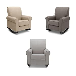 Miraculous Delta Children Rowen Nursery Rocking Chair Dove Grey Beatyapartments Chair Design Images Beatyapartmentscom