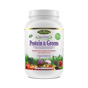 ORAC-Energy Protein & Greens – Unflavored, 454 Gram