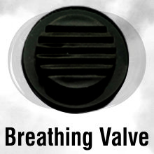 BREATHING VALVE