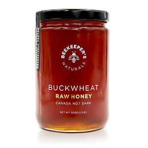 100% pure raw sustainably sourced premium honey Canada Canadian paleo non-gmo gluten-free buckwheat