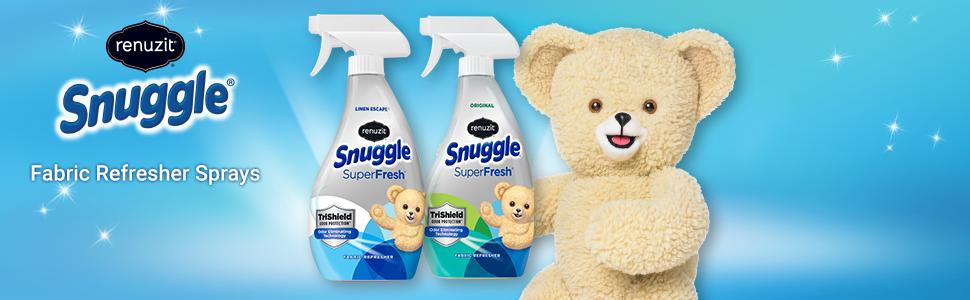 Renuzit Snuggle Fabric Refresher Sprays