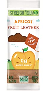 Stretch Island Fruit Co Fruit Leather Abundant Apricot