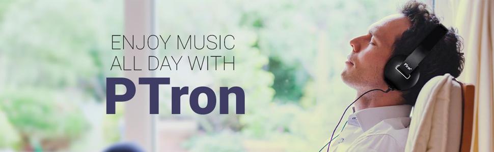 ptron music