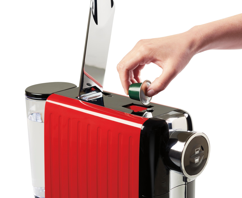 Amazon Com Hamilton Beach 40725 Espresso Maker Red