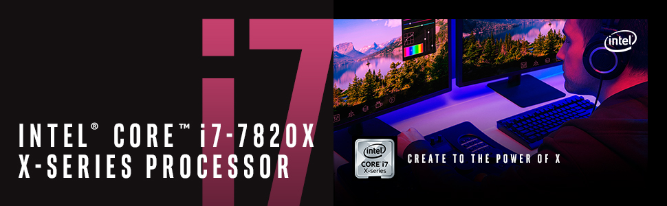 Intel Core i7-7820X X-Series Processor