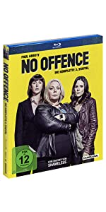 No Offence 3 Blu-ray