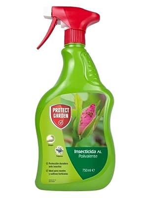 Protect Garden - Insecticida polivalente AL para jardín, antiguo Decis, pulgones y orugas, botella 750 ml: Amazon.es: Jardín